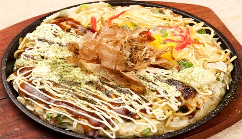 Bánh xèo Nhật Bản Okonomiyaki