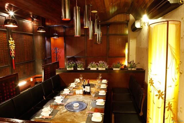 Nhà hàng phong cách Hàn Quốc