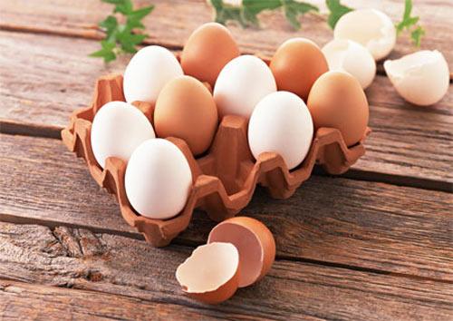 Vở trứng