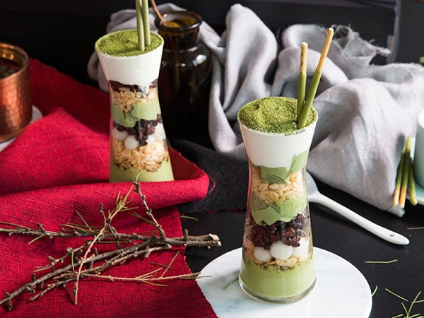 Pudding Mochi