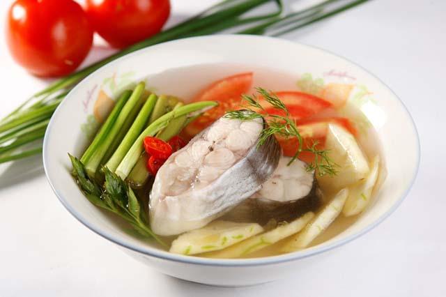 cách nấu canh chua cá chép