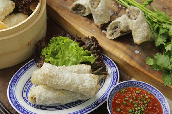 chả tôm cuộn Đài Loan