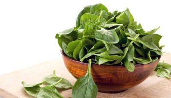 những loại rau chứa sắt nhiều hơn thịt