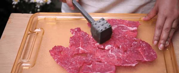 cách làm bò sốt tiêu đen